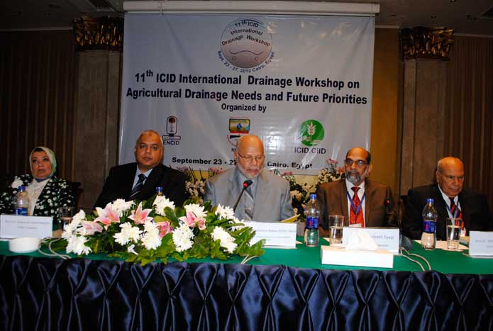 11th International Drainage Workshop