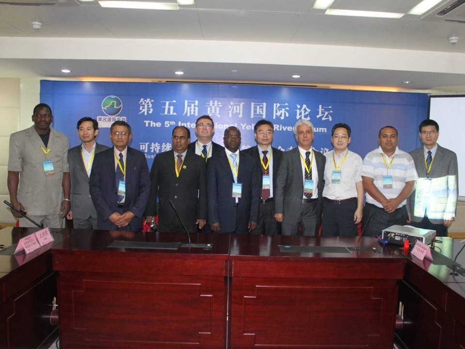 ICID Sub-Forum on Sustainable Water Resources Management and Food Security during the 5th International Yellow River Forum