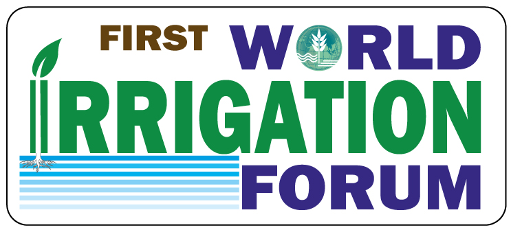 1st World Irrigation Forum