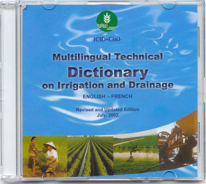 CD-ROM Version of Multilingual Technical Dictionary