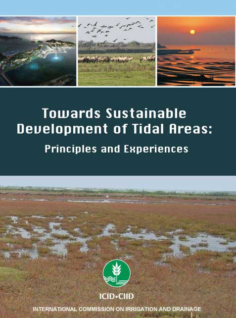 Towards Sustainable Development of Tidal Areas publication