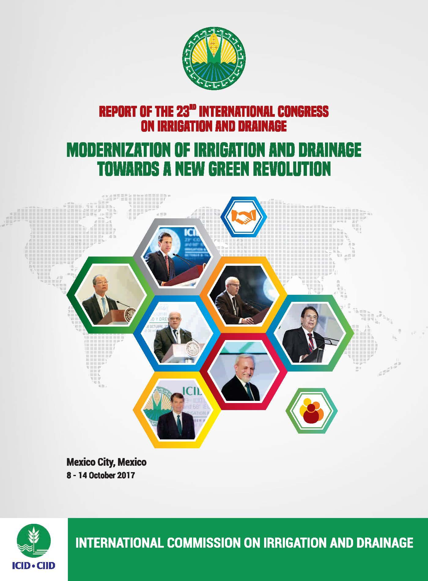 International Commission on Irrigation & Drainage (ICID)