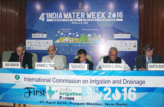 First India Irrigation Forum 2016