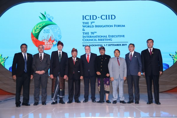 International Commission on Irrigation & Drainage (ICID)